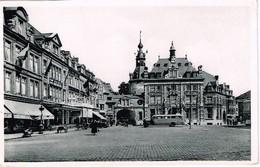 Carte Postale - Namur - La Bourse De Commerce - Le Beffroi - La Place D'Armes - Namur