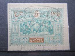VEND BEAU TIMBRE D ' OBOCK N° 50 , X !!! - Obock (1892-1899)