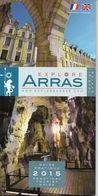 Guide Pratique Arras 2015 - Tourism Brochures