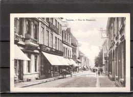 Tongres. -- Rue De Maestricht  ( Met Gespan In Winkelstraat ) - Tongeren
