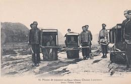 Moyen De Transport Au Kouy Tcheou -  Chaises à Porteurs - China