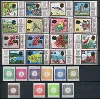 1969/...-TRINIDAD & TOBAGO-SMALL COLLECTION - 26 VAL. -M.N.H.-LUXE !! - Trinidad & Tobago (1962-...)