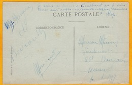 Années 1920 - CP En FM De Beyrouth, Liban - AFL - Vers Meaux, France - Mutation à Alep - Marcophilie (Lettres)