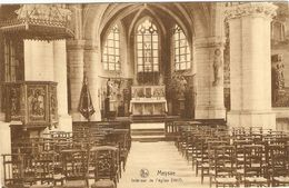 MEYSSE    ---  Intérieur De L'Eglise - Meise