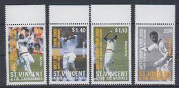 E03. St Vincent & Grenadines - MNH - Sports - Baseball - Baseball