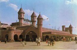 Pakistan Lahore - Railway Station - Pakistan