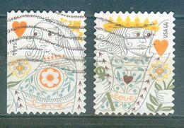 USA, Yvert No 4164/4165 - United States
