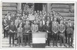 MONTFERRAND (63) Carte Photo Groupe De Conscrits Classe 1925 - Clermont Ferrand