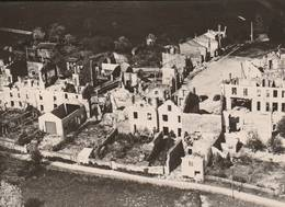 Oradour Sur Glane - Photos Avec Cachets Provisoires Et Cachets Du Comité Du Souvenir - 20 Scan - Guerra, Militari