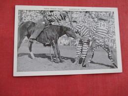 Texas Prison Rodeo Huntsville Texas >-ref 2848 - Prison