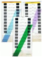 3 Plaquettes De 10 Photos Stéréoscopiques Pour Appareil LESTRADE - ROMA / Rome - Italia / Italie - Stereoscopi