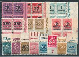 Deutsches Reich - Allemagne - Germany  (0101) - Stamps