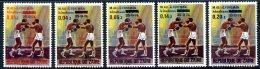République Du Zaïre   848 - 852   XX    --- - 1971-79: Mint/hinged
