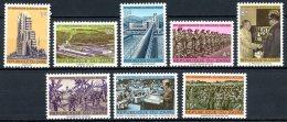République Du Zaïre   884 - 891   XX    ---   TTB - 1971-79: Mint/hinged