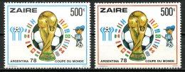République Du Zaïre   936 - 937   XX    --- - Zaïre