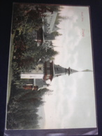 Used Postcard From Romania ,Sinaia, Castel Peleș 1906 - Romania