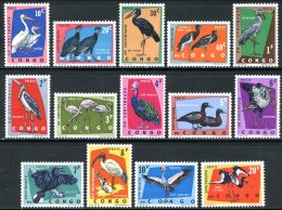 République Du Congo   481 - 494   XX   ---    Très Frais - République Du Congo (1960-64)