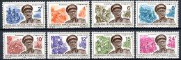 République Démocratique Du Congo   617 - 624   XX    --- - République Démocratique Du Congo (1964-71)