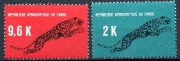 République Démocratique Du Congo   668 - 669   XX    --- - Neufs