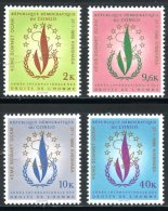 République Démocratique Du Congo   676 - 679   XX    --- - Neufs