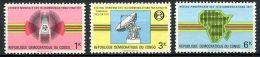 République Démocratique Du Congo   782 - 784   XX    --- - Democratic Republic Of Congo (1964-71)