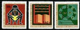 République Démocratique Du Congo   797 - 799   XX    --- - République Démocratique Du Congo (1964-71)