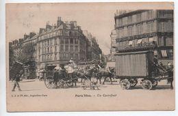 PARIS VECU - UN CARREFOUR - Non Classificati