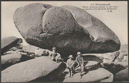 Roche Branlante, Ploumanach, C.1910 - Bruel CPA - Ploumanac'h