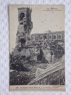 ALBERT - La Basilique Bombardée Pendant La Grande Guerre 1914-15 - GUERRE-MILITARIA - CPA - Carte Postale - Albert