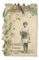 CHROMO - DUTRIEUX Chemisier Lille - Enfant - Chromos