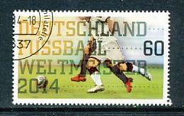 GERMANY  Mi.Nr. 3095 Gewinn Der Fußball-Weltmeisterschaft In Brasilien Durch Die Deutsche Nationalmannschaft- Used - BRD