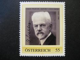 PM** 150. Geburtstag Von Univ. Prof. Dr. Anton Von Eiselsberg, 1. Auflage - Österreich