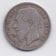 BELGIQUE - LEOPOLD II - 50 Centimes 1867 - 1865-1909: Leopold II