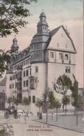 ALLEMAGNE 1908  CARTE POSTALE DE OFFENBACH  SCHLOSS VOM MAINDAMM - Offenbach