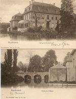 Ruysbroeck : Château / Kasteel ---- 2 Cp - Sint-Pieters-Leeuw