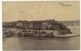 Malta  Bighi Hospital - Malte