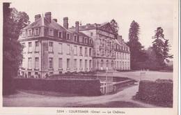 Carte 1930 COURTOMER / LE CHATEAU - Courtomer