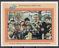 Guyana - UNICEF / CHILDREN 1996 MNH - Guyana (1966-...)