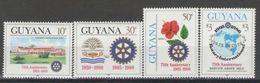 Guyana - ROTARY 1980 MNH - Guyana (1966-...)