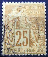 Colonies Françaises              N° 53             OBLITERE - Alphée Dubois