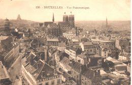 Bruxelles - CPA - Vue Panoramique - Panoramische Zichten, Meerdere Zichten