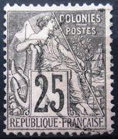 Colonies Françaises              N° 54             OBLITERE - Alphée Dubois