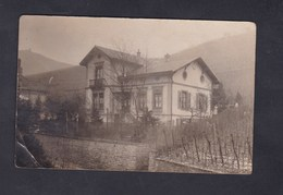 Carte Photo Ribeauville Rappoltsweiler ( Maison Villa Vignes Vignoble ) - Ribeauvillé