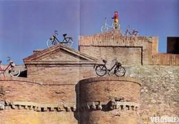 Dépliant Publicitaire 3 Feuillets 19 X 21 VELOSOLEX Mobylette Vélo Byciclette 2 Roues (2 Scans) - Publicités