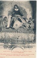 PUIGCERDA - IMAGEN DE Ntra. Sra. DE LOS DOLORES QUE SE VENERA  EN SU IGLESIA EN LA VLLA DE PUIGCERDA - Gerona