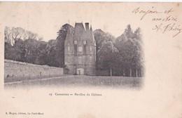 Carte 1900 CARROUGES / PAVILLON DU CHATEAU - Carrouges