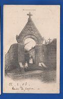 MOYEUNMOUTIER           Animées      écrite En 1903 - France