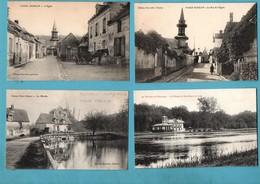 60 Oise Vieux Moulin Lot De 8 Cartes Postales ( Voir 4 Scans ) - France