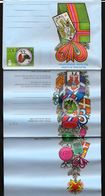 Gran Bretagna/Great Britain/Grande-Bretagne: Intero, Stationery, Entier, Pettirosso, Robin - Sparrows