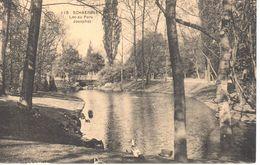Bruxelles - CPA - Schaerbeek - Lac Du Parc Josaphat - Bossen, Parken, Tuinen